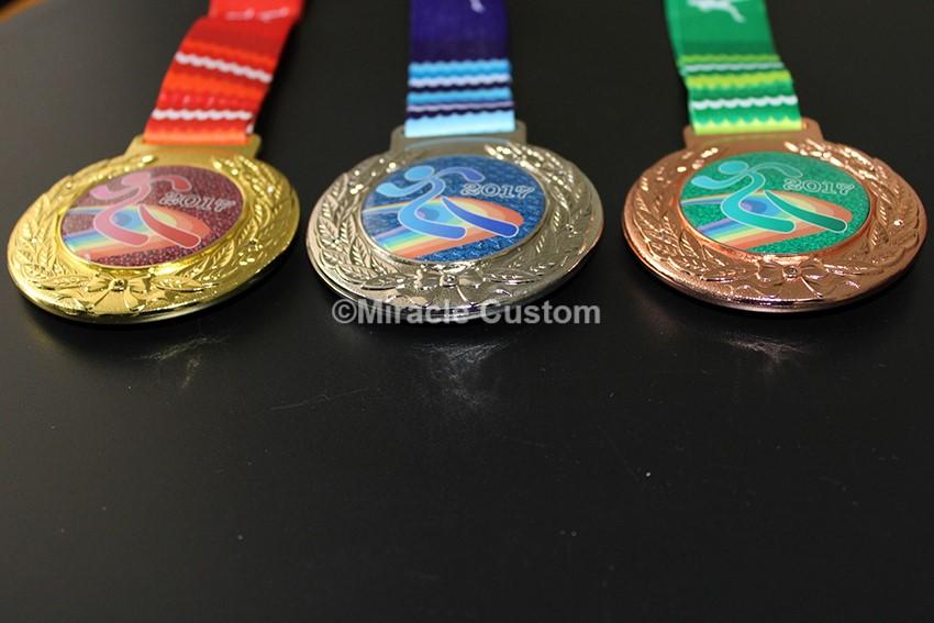 custom led light medals