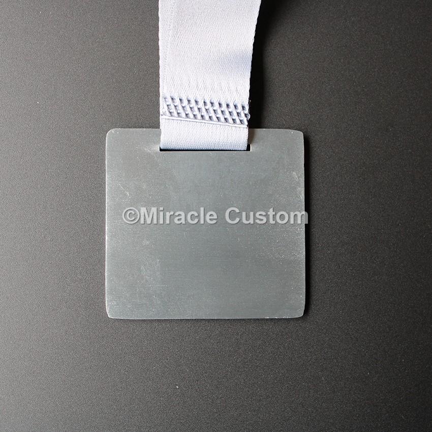 Custom 5K Running Event Medals Glitter Medals