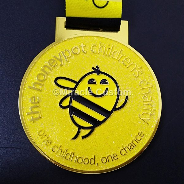 Custom Charity Medals Bespoke Event Medals