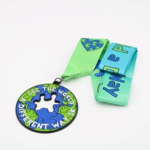 Custom 5K Running Medals