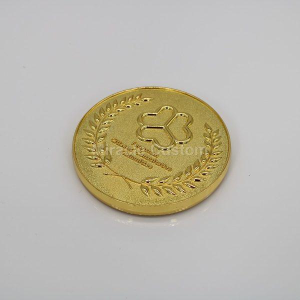 Custom Heavy Die Cast Medals