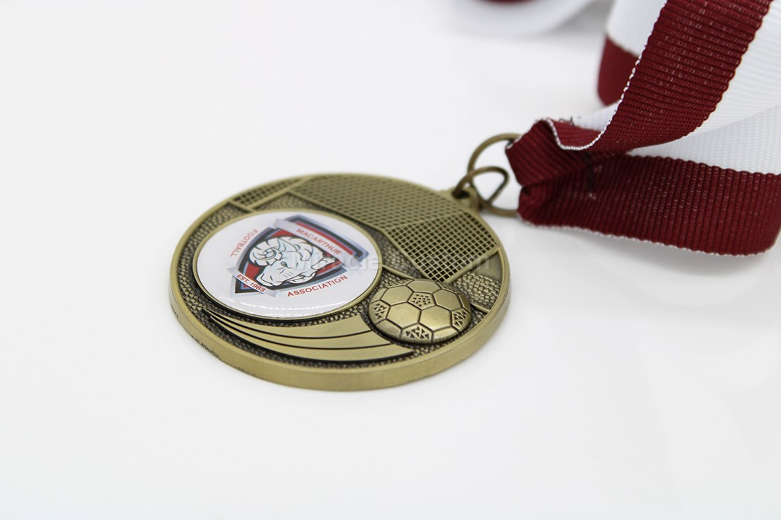 Bespoke Football Medals