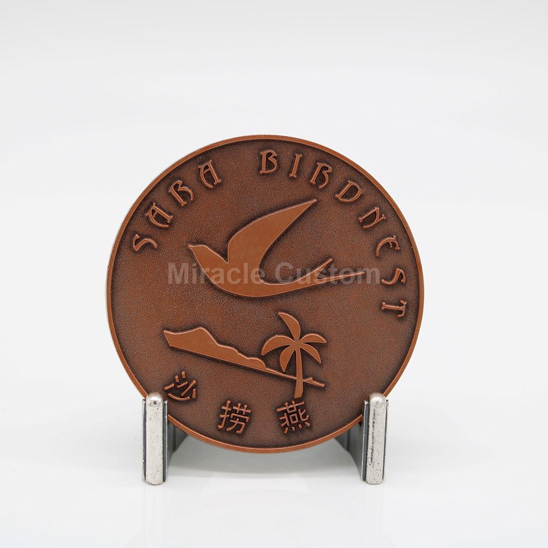 custom commemorative medallions