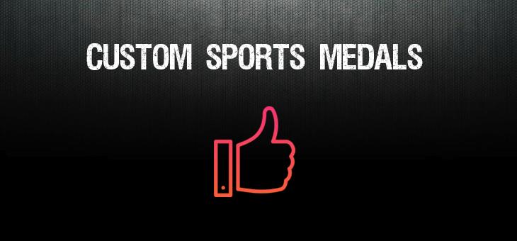 Custom Sports Medals