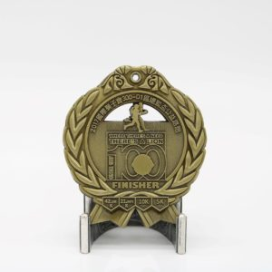 custom finisher medals