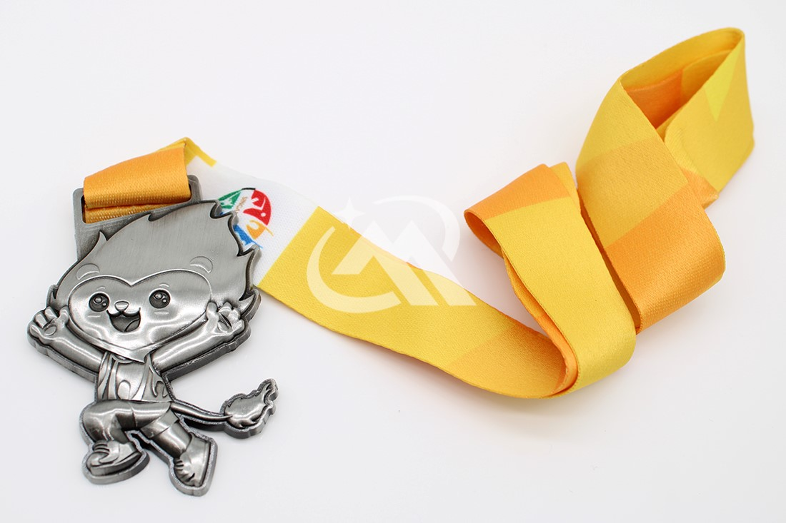 custom sea games medals