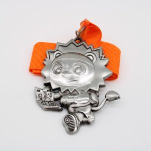 Custom 3D Metal Medals