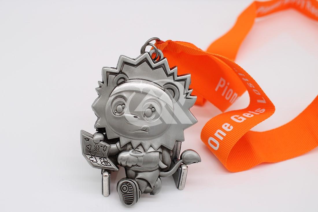 Custom 3D Metal Medals