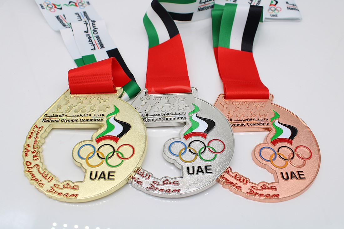 Custom olympic medals Sports Medals