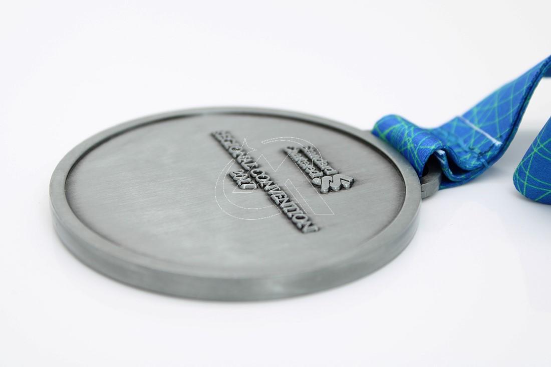 Custom 3D Building Medals