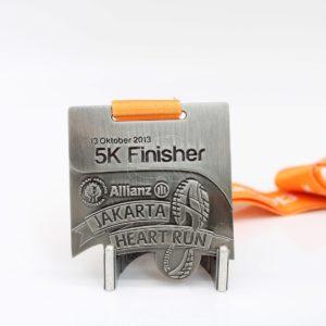 custom 5k finisher run medals