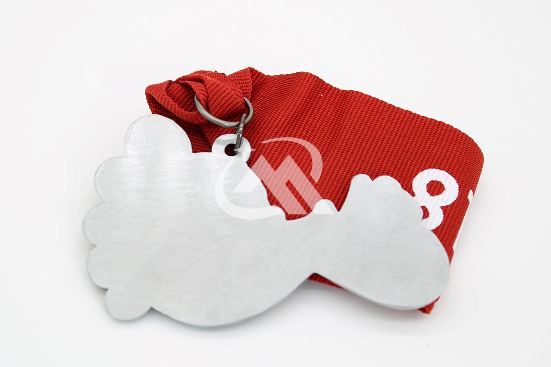 Custom full marathon Medals