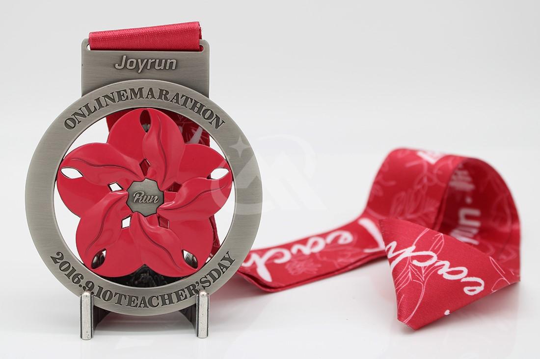Custom Online Marathon Medals