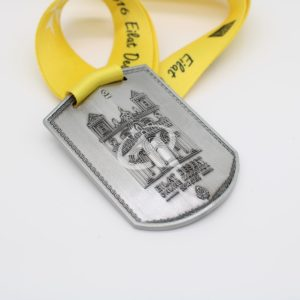 Custom Desert Marathon Medals