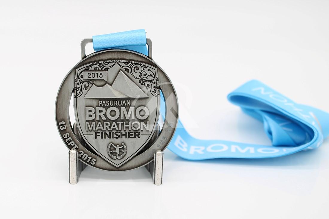 Custom Marathon Finisher Medals