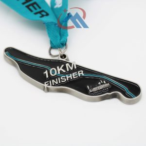 Custom 10KM Finisher Running Medals