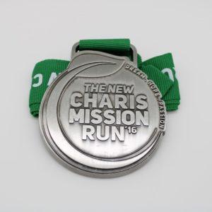 custom 5km finisher run medals