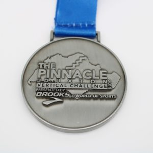Custom Vertical Challenge Medals