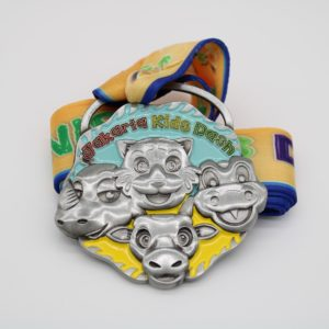 Custom Kids Dash Medals Medals