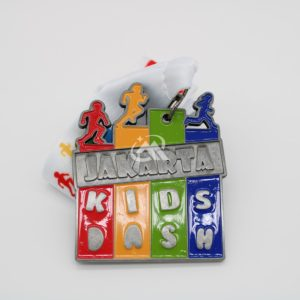 Custom Kids Dash Medals