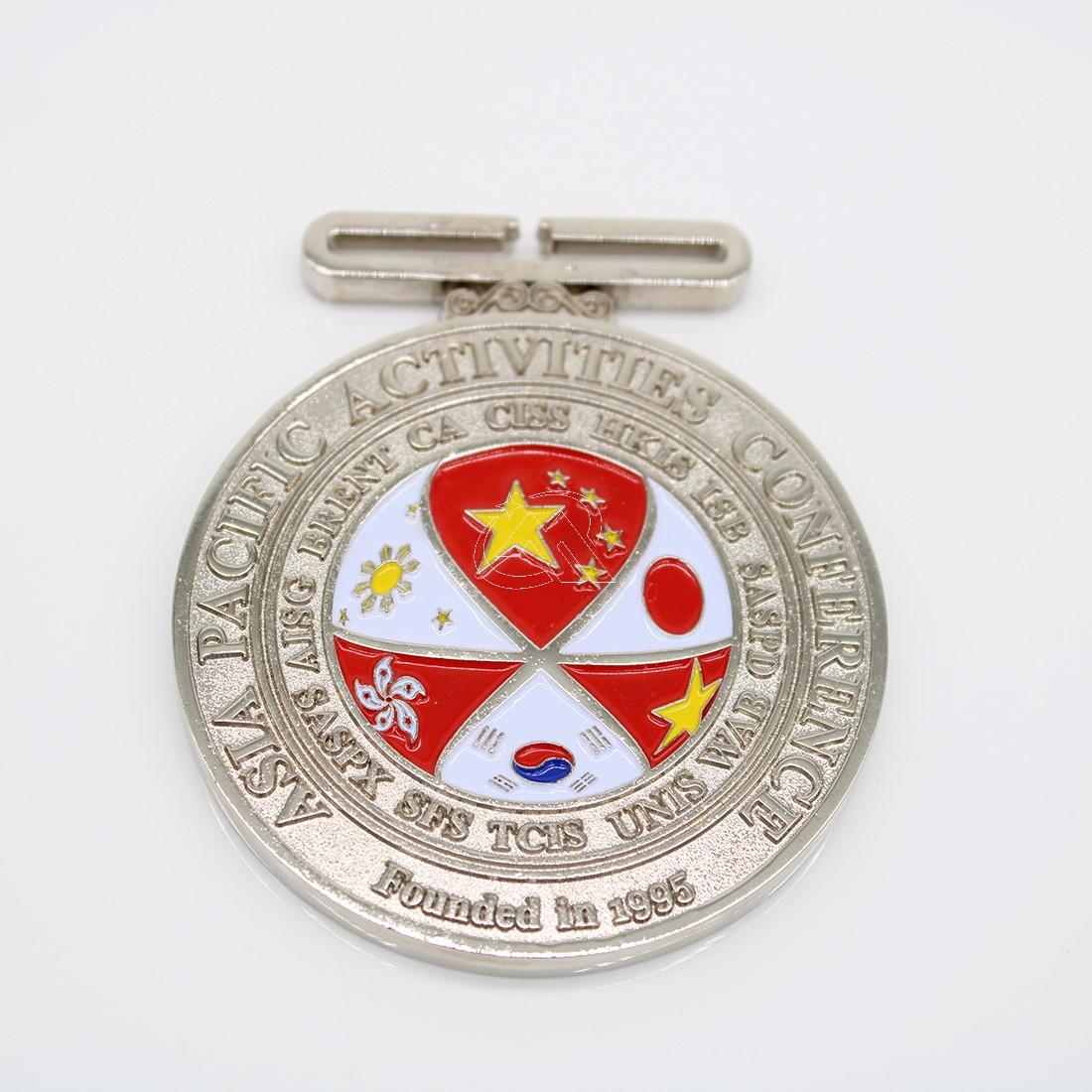 Custom Basketball Winner Medals