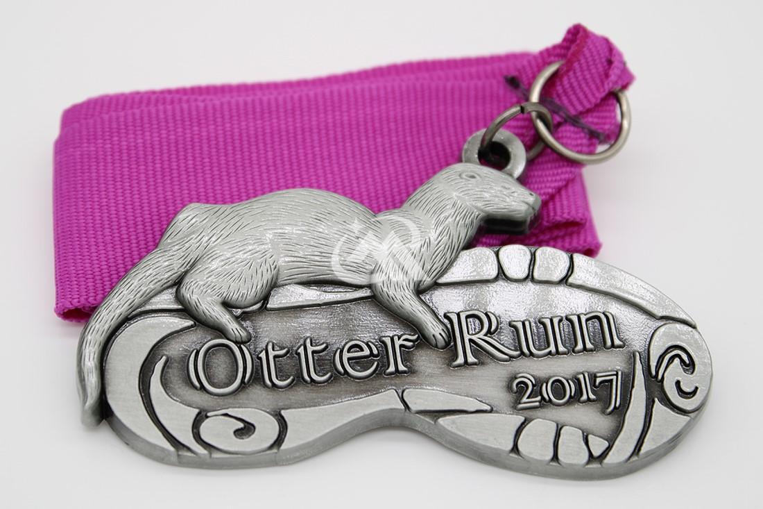 Custom Trail Run Medals
