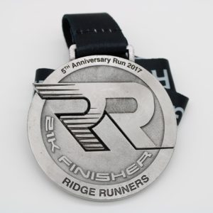 Bespoke Multi-piece Race Medals