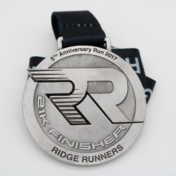 Bespoke Multi-piece Race Medals