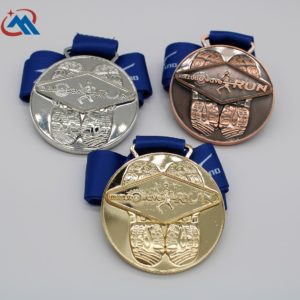 Custom Winner Medals