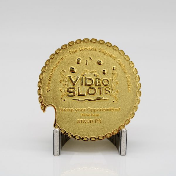 Custom Shiny Medals with sandblasting